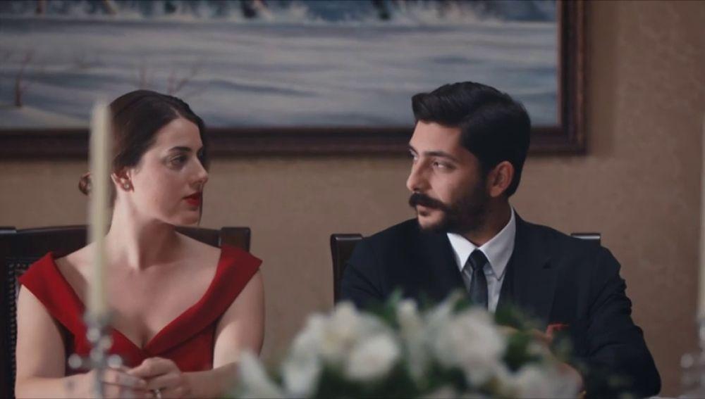 Ya no hay vuelta atrás: Mercan y Tariq se casan