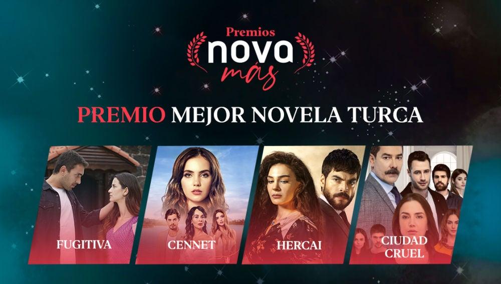 Mejor novela turca 2020