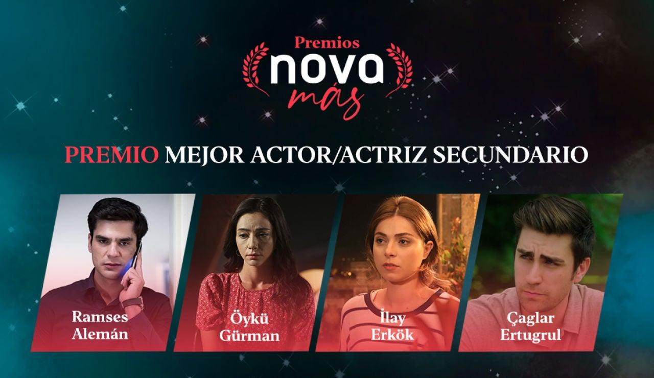 Premio al mejor actor/actriz secundario