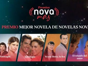 Mejor novela Novelas Nova