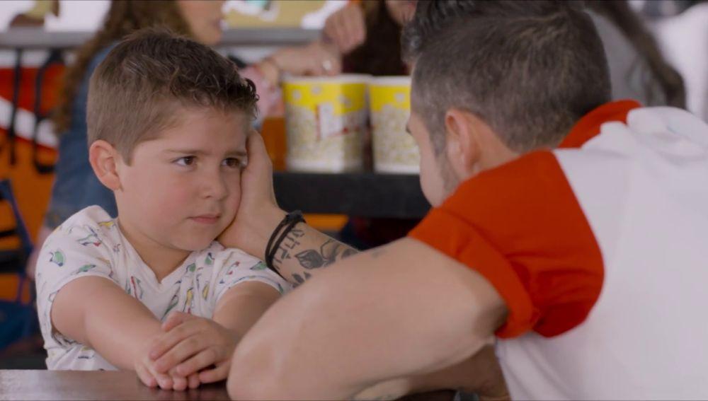 """Nico pide explicaciones a Pedro: """"¿Me abandonaste?"""""""