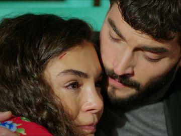 """Miran, a Reyyan: """"Tu padre se merece tu amor"""""""