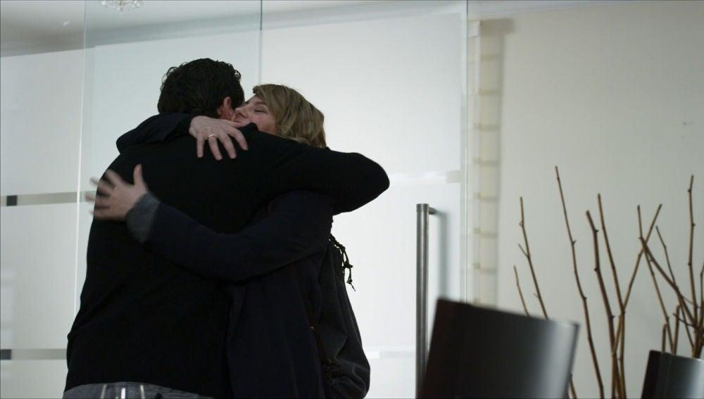 Tobias y Katharina se reencuentran