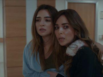 """Arzu escapa con Melissa: """"No permitiré que ingresen a mi hija en un psiquiátrico"""""""