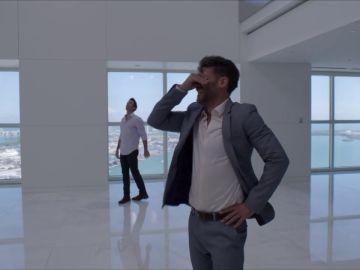 Ricardo es engañado y pierde el dinero de la empresa