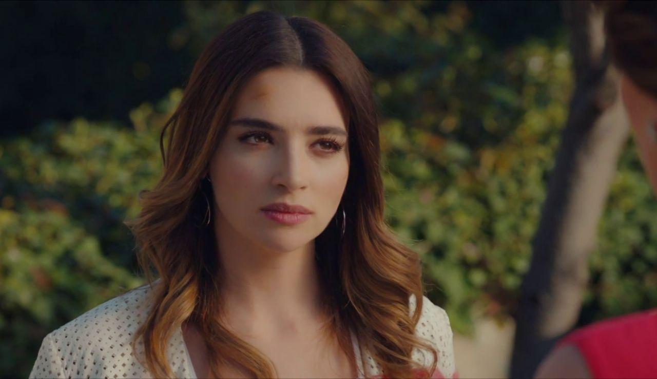 Melissa intenta detener la boda de Cennet y Selim