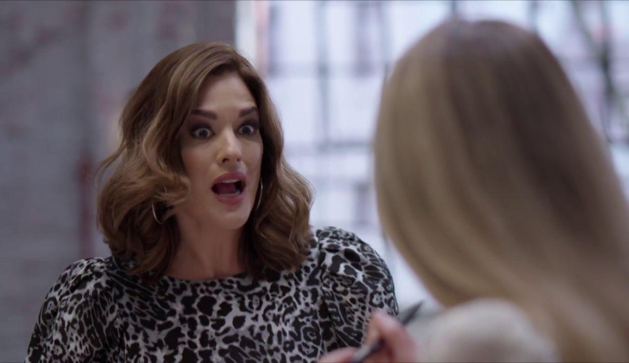 Marcela, a punto de estallar, por las mentiras de Armando