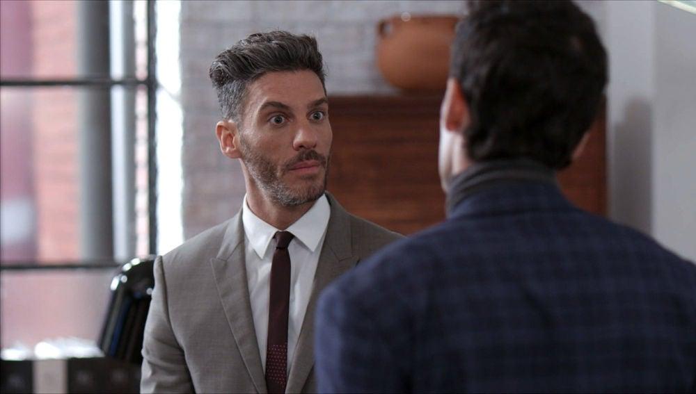 Armando se enfrenta a Ricardo