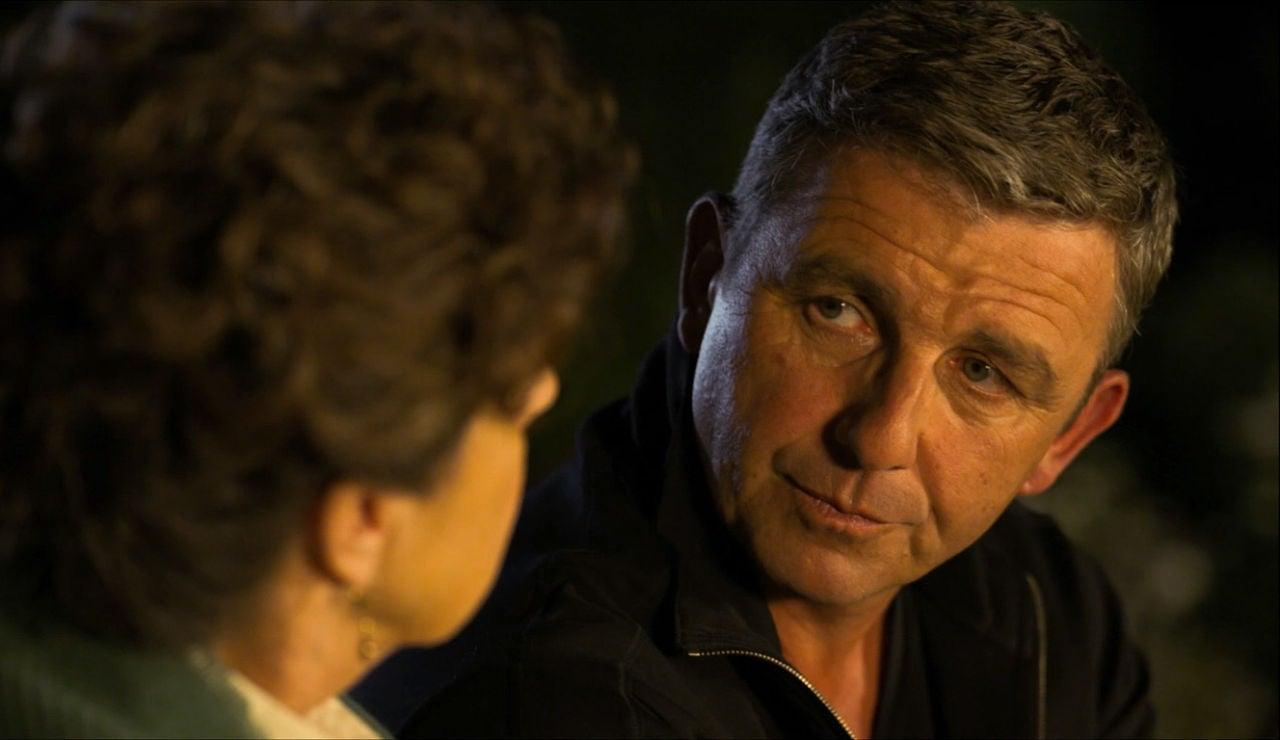 Martin habla de Anne