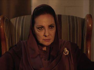 """Azize descubre el plan de Aslan: """"Ahora estás completamente sola"""""""