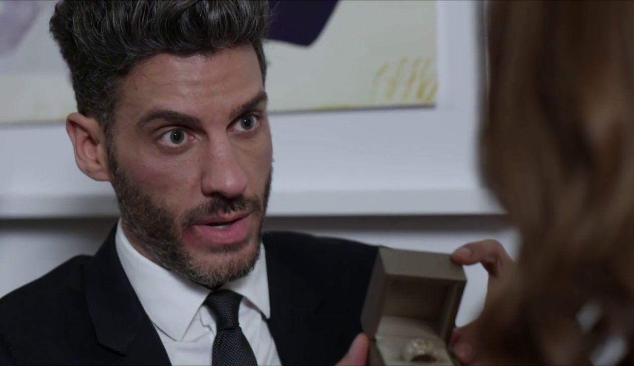 """""""¿Marcela, quieres casarte conmigo"""": Armando le pide matrimonio"""