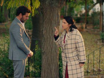 """Zehra y Mahfuz, cara a cara: """"Reyyan ya tiene padre"""""""