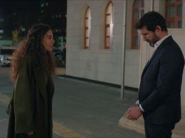 "Reyyan rechaza a Mahfuz: ""No soy tu hija, ni tú tampoco eres mi padre"""