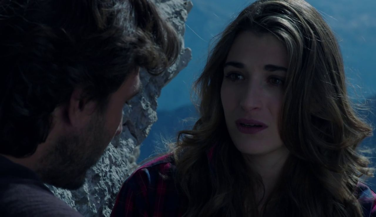Emma confiesa su amor a Francesco