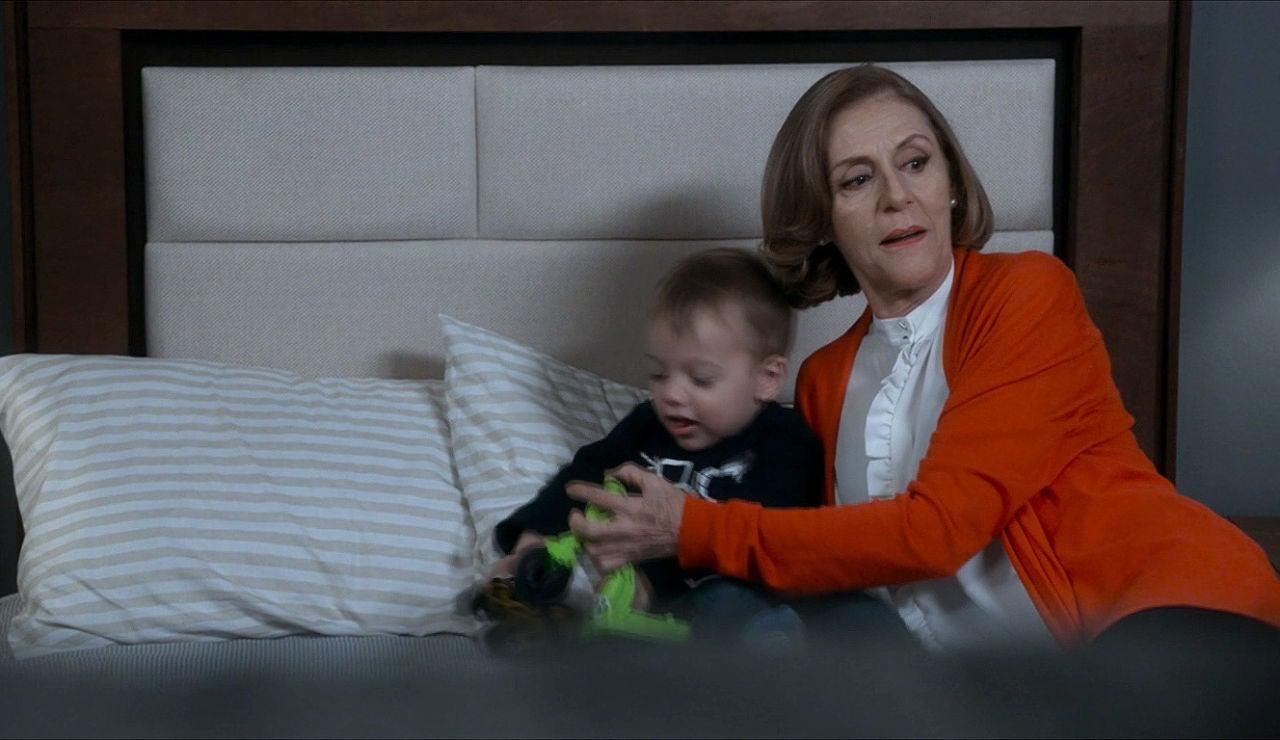 Miriam quiere al hijo de Carolina