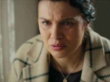 """Zehra, a Dilsah: """"No puedes quedarte aquí"""""""
