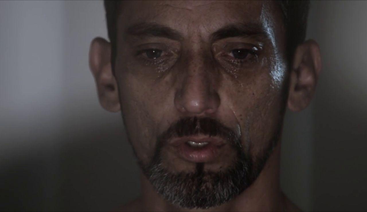 Vicente cuenta lo ocurrido la noche en que Carolina fue asesinada