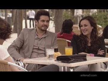 Olimpia con Martín y Sandra