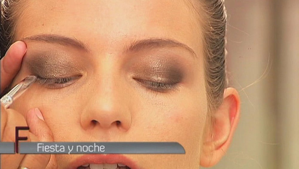 Maquillaje: Fiesta y noche
