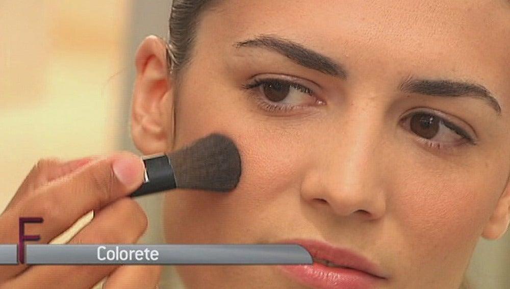 Maquillaje: El Colorete