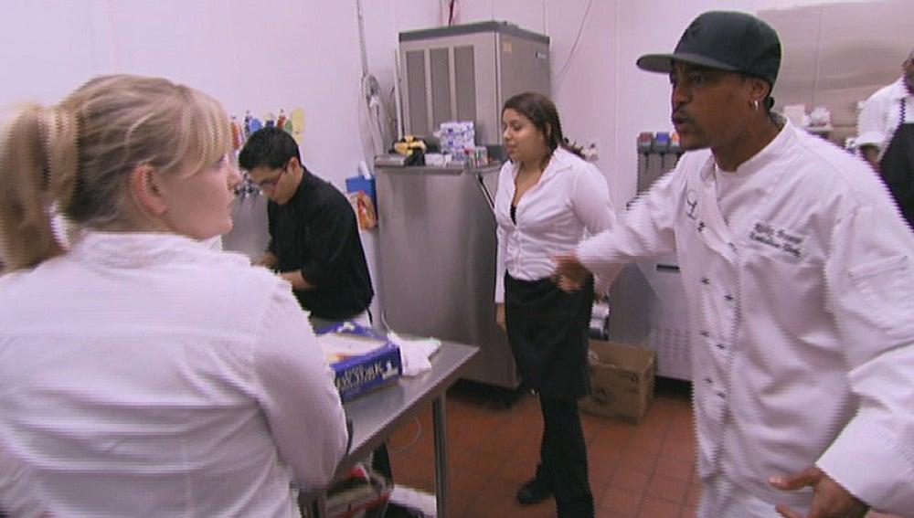 Pesadilla en la cocina: Lela's