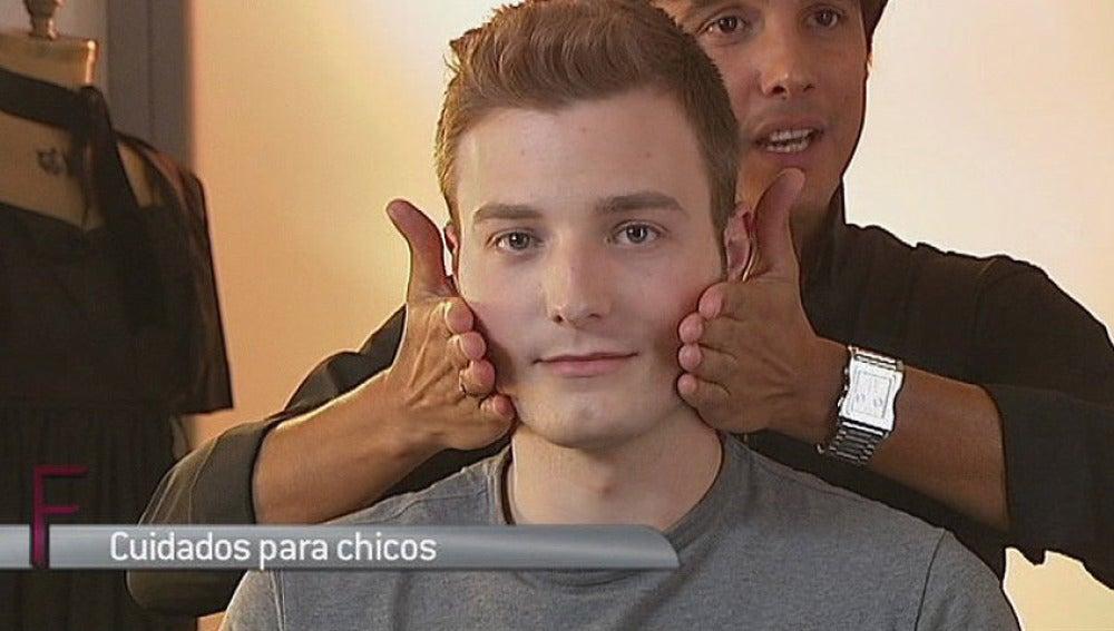 Maquillaje: Cuidados para chicos