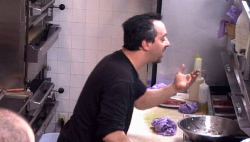 Caos en la cocina