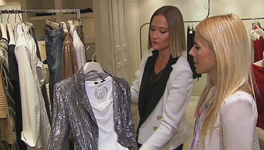Fiona se va de compras para Alejandra
