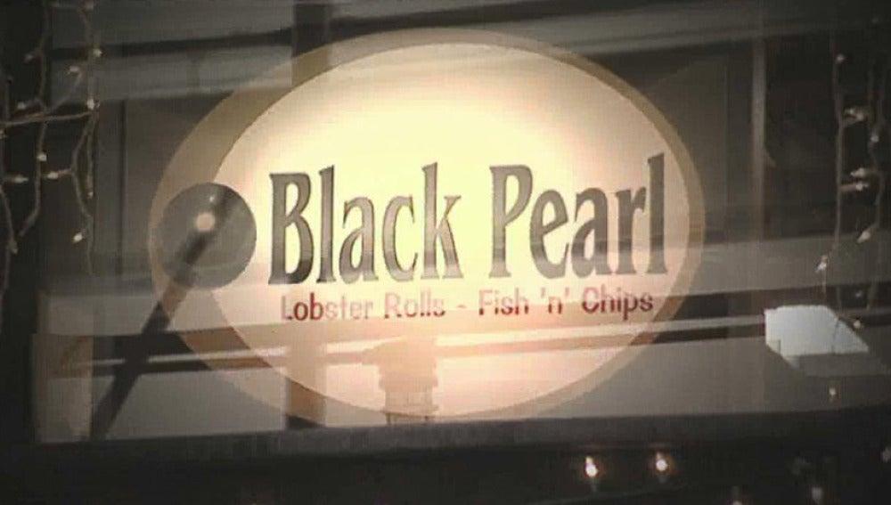 El orgien del Black Pearl