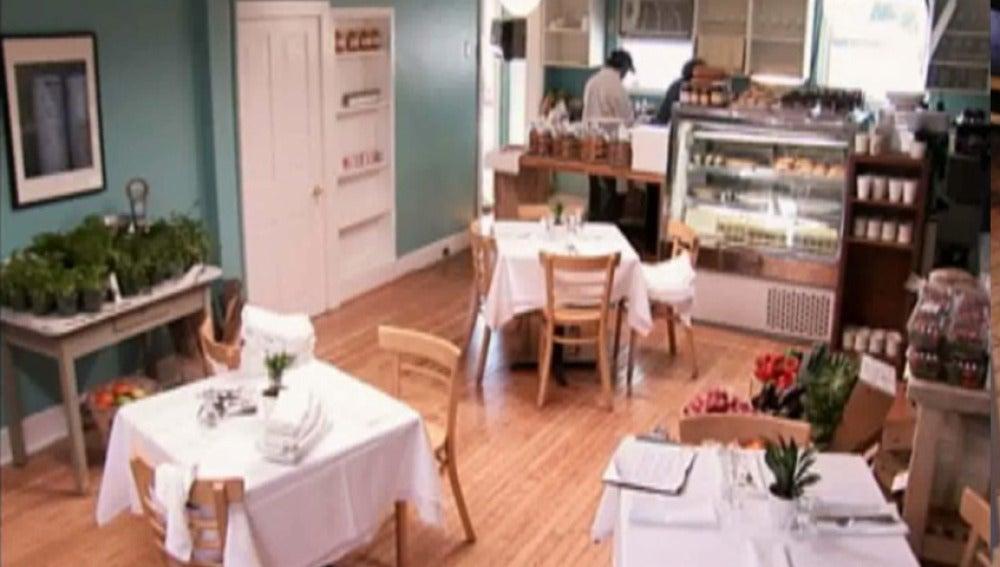 Nueva decoración, programa 18, Pesadilla en la cocina