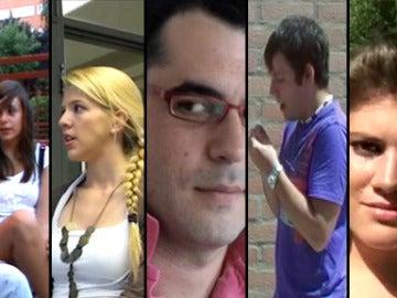 Los finalistas del casting de FoQ
