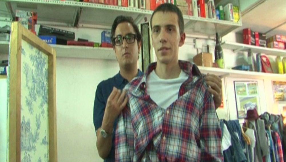 Alberto a lo James Dean