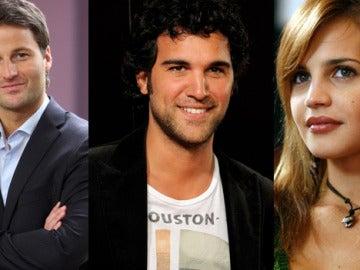 Fernando Andina, Sabrina Garciarena y Juan Pablo Di Pace se incorporan a Física o Química