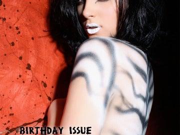 Andrea Duro en Overlay Magazine