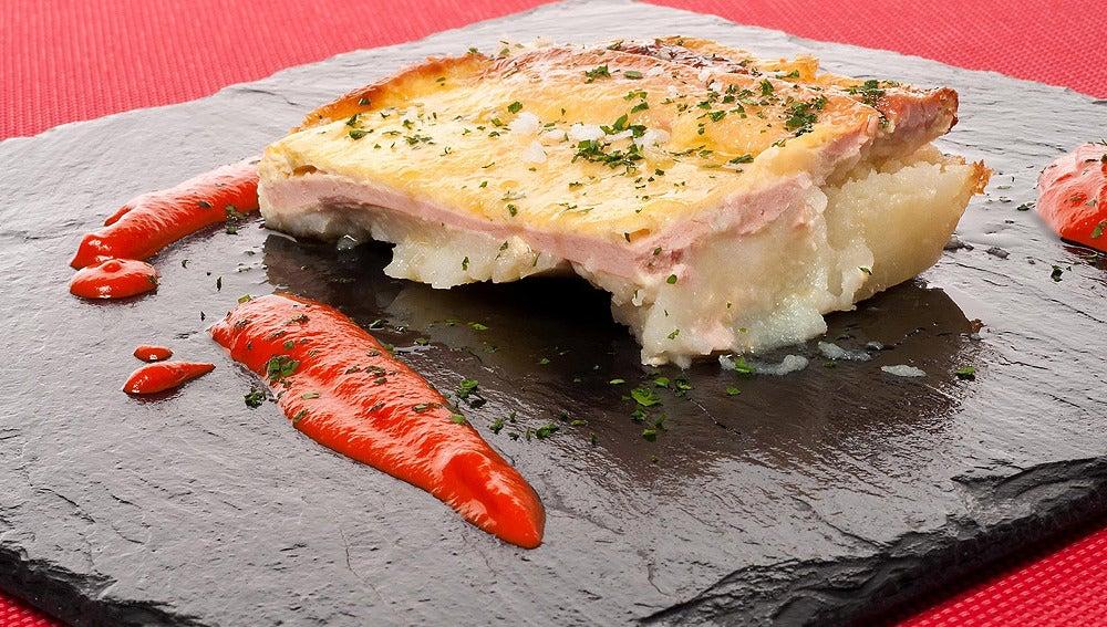 Tarta Alemana de salchichas