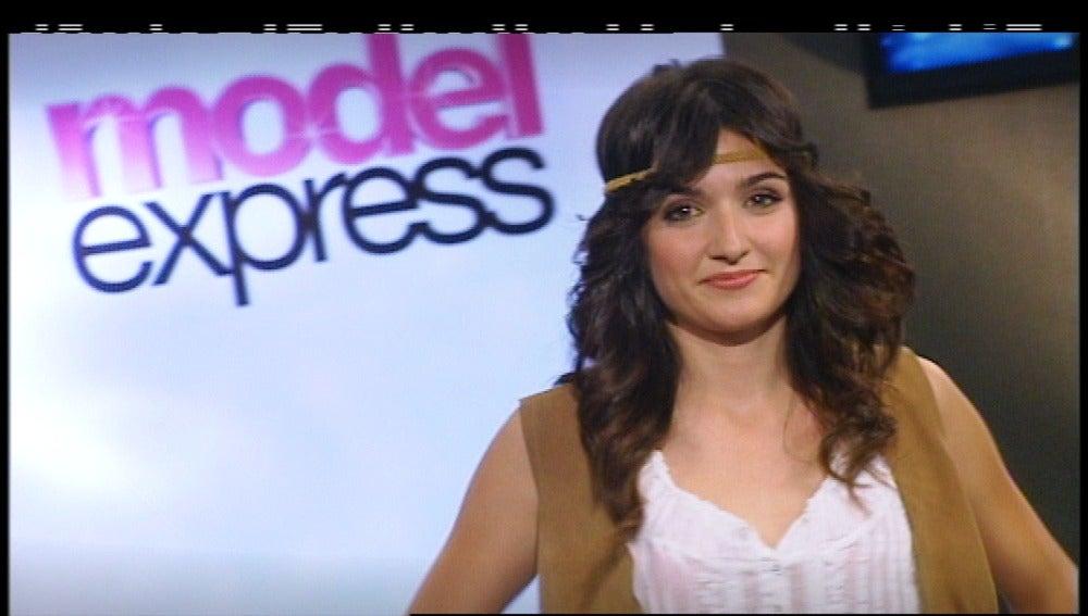 Cristina gana Model Exress