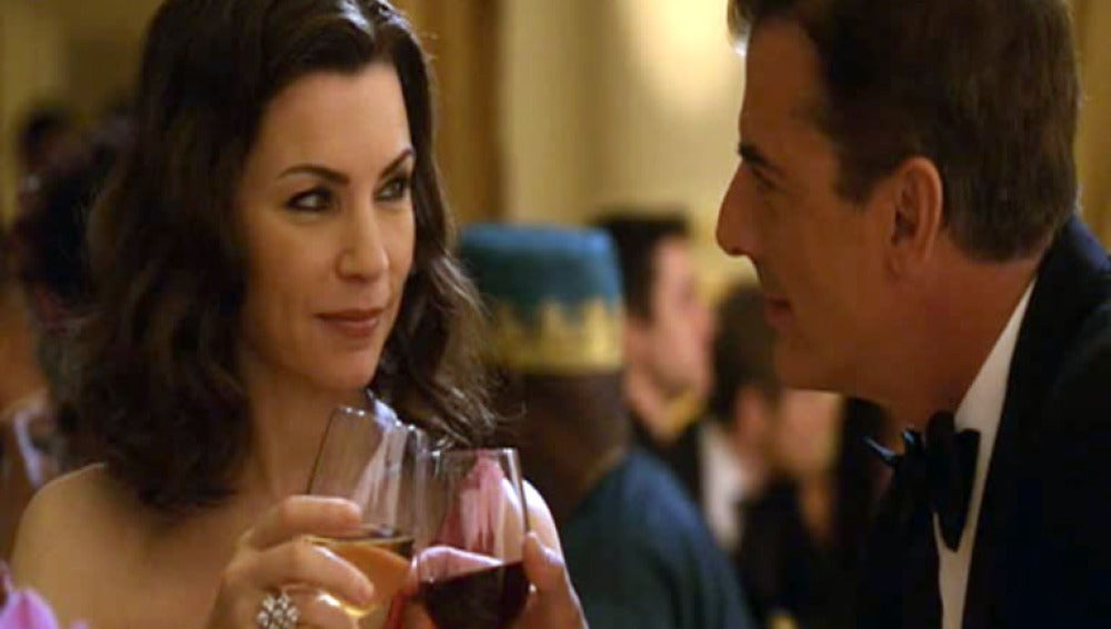Avance de The good wife
