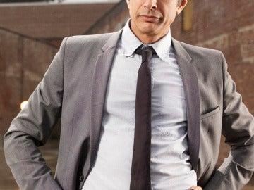 El detective Zack Nichols