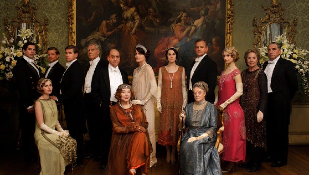Downton Abbey Temporada 4