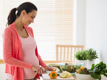 Alimentación durante la maternidad