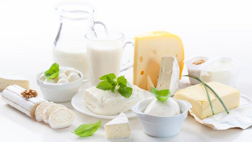 Los lácteos disminuyen el riesgo de sobrepeso y obesidad