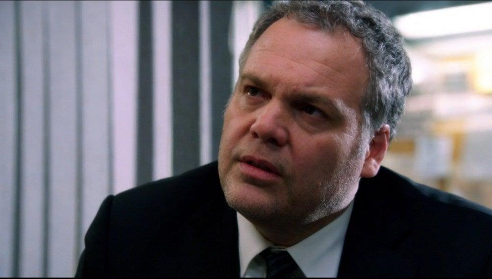 Detective Robert Goren