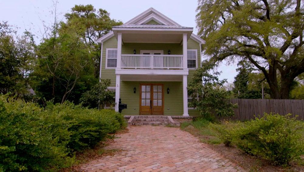 Una casa con vistas
