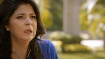 Inés se entera de que su hijo está vivo