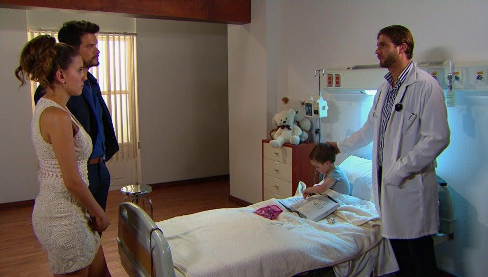 Fernanda se reencuentra con Carlos