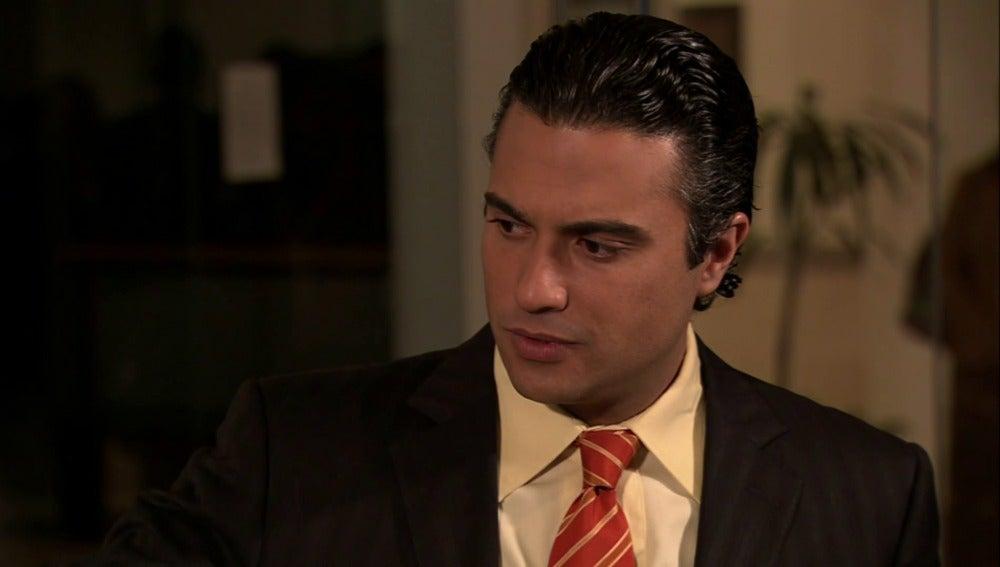 Fernando celoso de Aldo