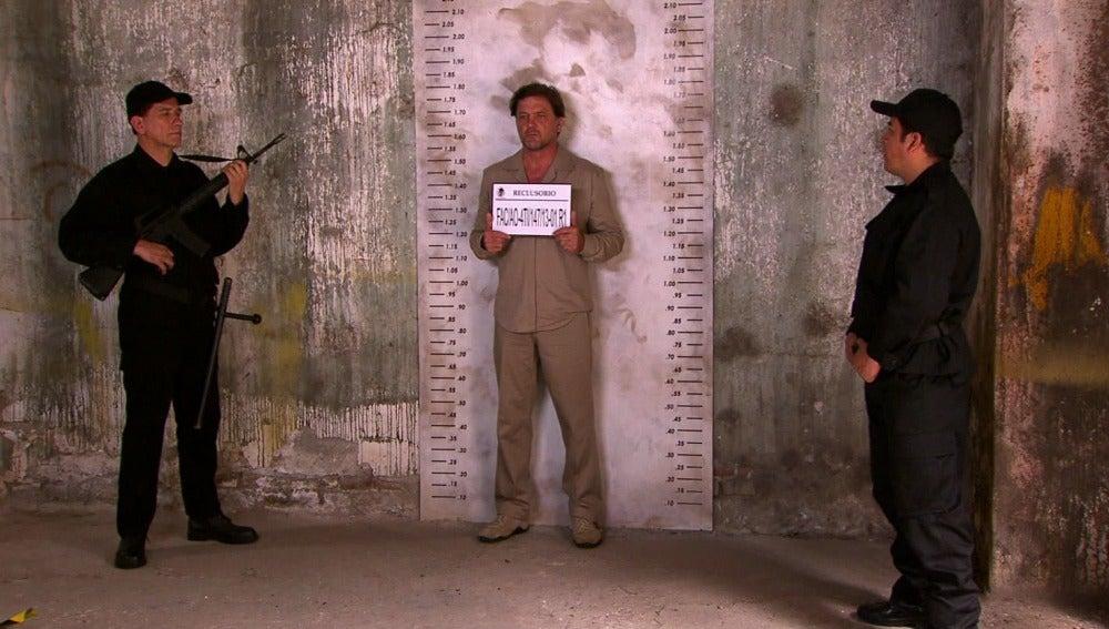 Detienen a Luis cuando intenta abandonar el país