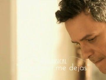 Frame 50.631703 de: Así empieza 'A que no me dejas', con música de Alejandro Sanz