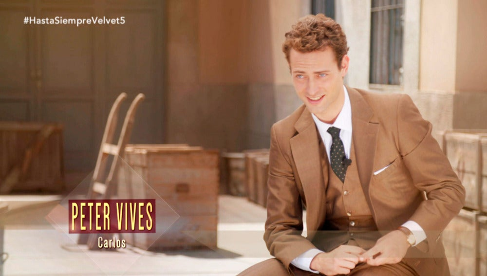 "Peter Vives: ""Albertito va a ser la forma de Carlos para manipular a Ana"""