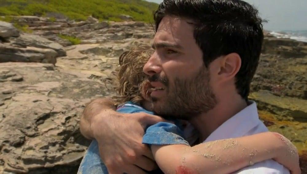 Frame 46.875165 de: Adrián encuentra a Mauricio solo, perdido y deshidratado